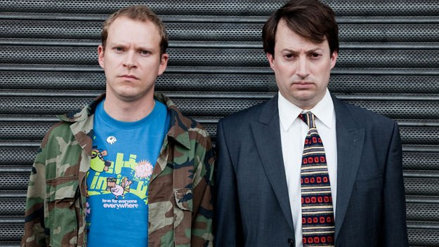 Peep Show Channel 4